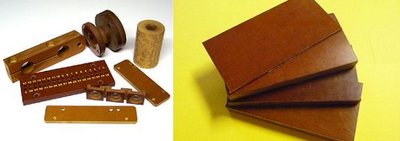 Výrobky z Textitu